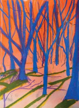 Study For Epping Forest 9