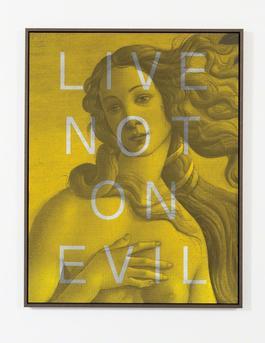 Live Not On Evil (Lady Venus)