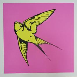 Love and Light, Pink and Yellow #1
