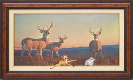 Oh Deer Bambi