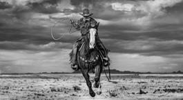 The Lone Star Cowboy