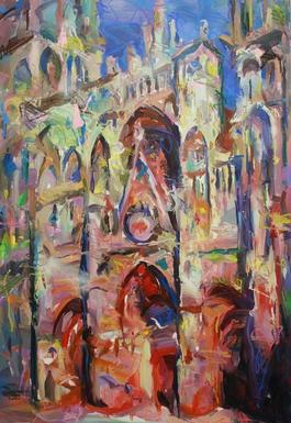 Cathedral 1 (After Monet)
