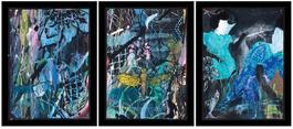Welcome To The Free World (Triptych)