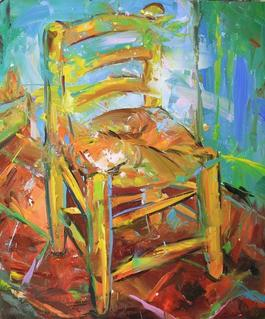 The Perfect Chair (After Van Gogh)