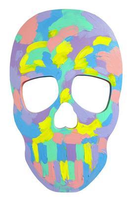 Skull Face IV