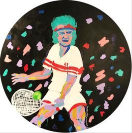 U.S. Open John McEnroe