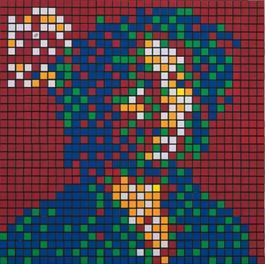 Rubik Rebel Music (Bob Marley)
