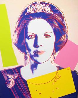 Queen Beatrix Of The Netherlands [II.340]