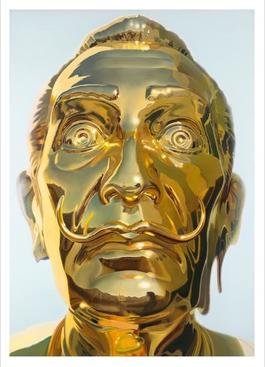 The Golden Age - Dali Screenprint