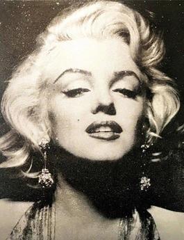 Marilyn Monroe - Atomic Silver