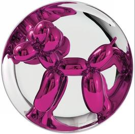 Balloon Dog - Magenta
