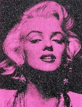 Marilyn Portrait California (Rosewood Pink)