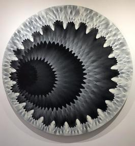 Black and White Vortex