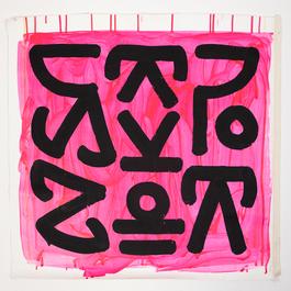 Pink Nomadic Sign