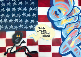 Black images, American history