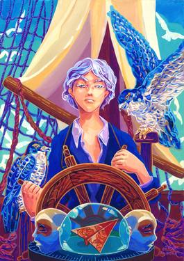 Aeon setting sail (In between world series)