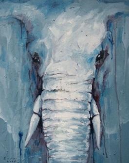 Blue Elephant #2