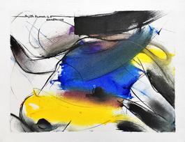 Bull Painting - 684