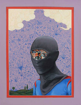 Urban Mask 1