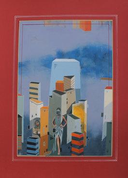 Urban Skyline 3