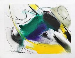 Bull Painting - 682