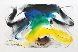 Bull Painting - 685