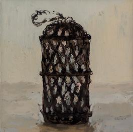 Macrame Jar