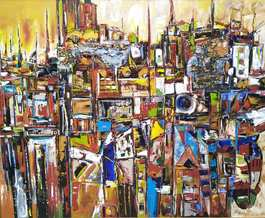 The City Composition