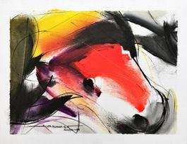 Bull Painting - 683