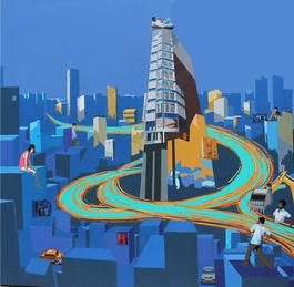 Churning the City