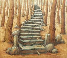 Stairway to Nature
