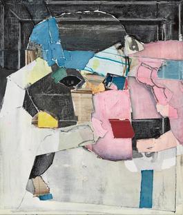 Magnus Plessen - Untitled - 1004 | Widewalls