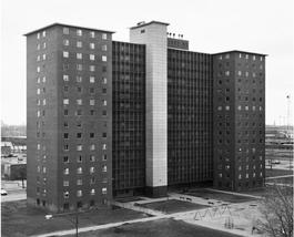 Soth Lake Street Apartments 1, Chicago