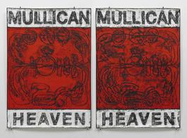Untitled (Poster Heaven / red)