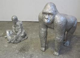 Dian Fossey / Gorilla