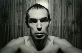 Self Portrait in the Baths (I)