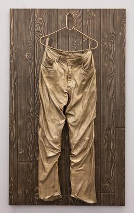 Untitled (Leather Pants)