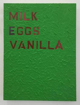 Milk, Eggs, Vanilla