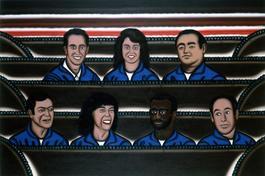 Astronauts Commemorative