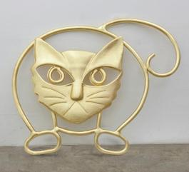 Untitled (Cat Brooch)