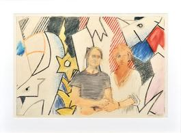 Roy and Dorothy Lichtenstein