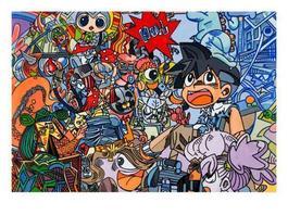 Le petit manga - Picasso