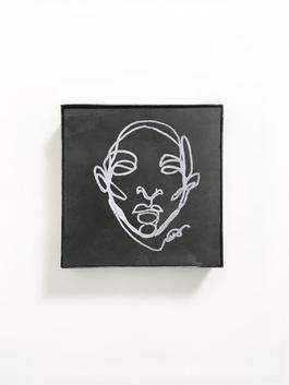 Head (stone) VIII