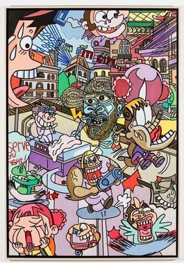 Manga Picasso Nr. 2