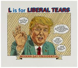 L is for Liberal Tears