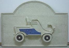 Bajka automobilu