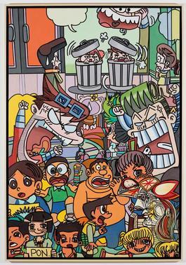 Manga picasso Nr. 3