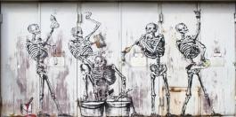 Totentanz der Künstler