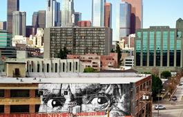 The Wrinkles of the City, Los Angeles - Brewery Downtown - USA