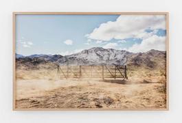 Giants, Death Valley, Billboard, Mars 5, 2017, 3:03 pm, California, USA, 2017